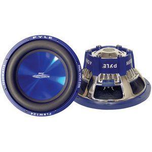 Pyle Blue Wave PLBW124 Woofer - 1200 W PMPO - 1 Pack