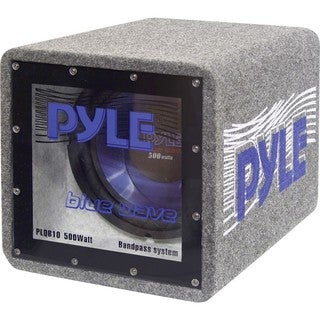Pyle Blue Wave PLQB12 - 600 W PMPO Woofer - 1 Pack - Blue