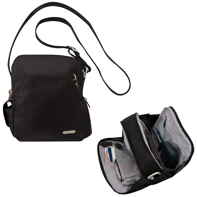 Travelon Black Anti-theft Travel Bag