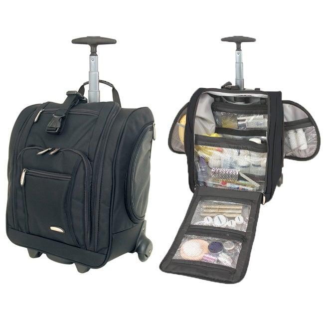 Travelon Ballistic Nylon 14-inch Wheeled Carry-on Bag