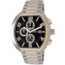 Le Chateau Men's Two-tone Watch