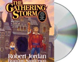 The Gathering Storm (CD-Audio)