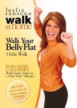 Leslie Sansone: Walk Your Belly Flat (DVD)