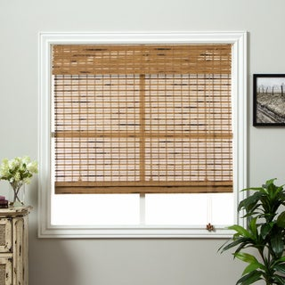 Dali Native Bamboo 74-inch Long Roman Shade