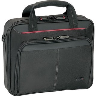 """Targus CN31US Carrying Case for 15.6"""" Notebook - Black, Red"""