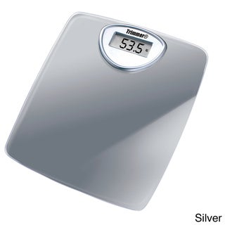 Trimmer Black Electronic Bath Scale