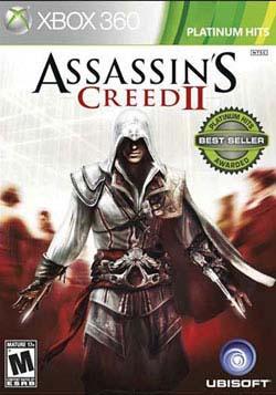 Xbox 360 - Assassin's Creed II