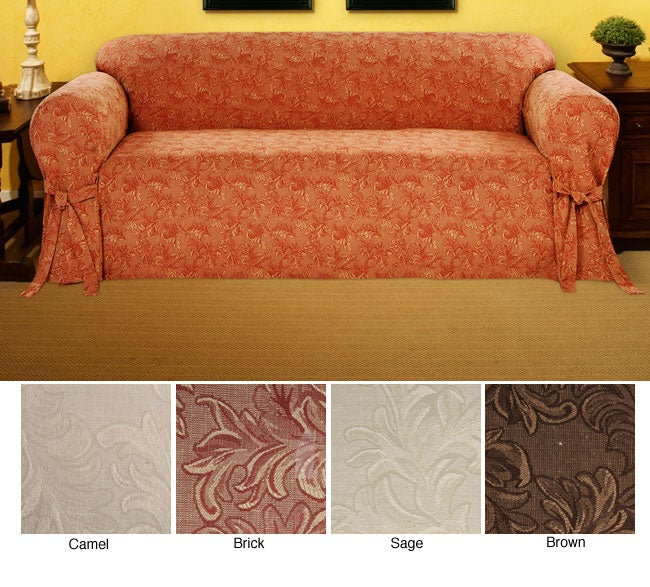 Orange Sofa Slipcover Decor Beautiful T Cushion Sofa Slipcover For Living Room Thesofa