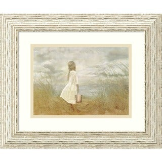 Betsy Cameron 'There's Always Tomorrow' Framed Art Print
