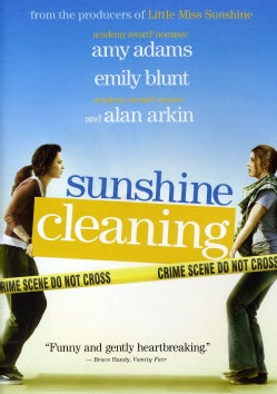 Sunshine Cleaning (DVD)