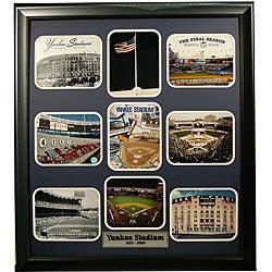 Yankee Stadium 9-photo 30x34 Framed Collage