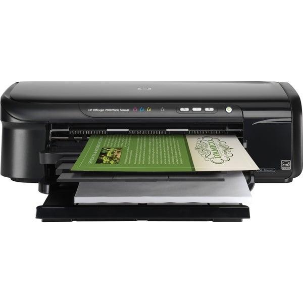HP Officejet E809A Inkjet Printer - Color - 4800 x 1200 dpi Print - P