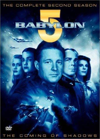 Babylon 5: The Complete Second Season (DVD)