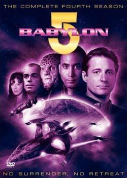 Babylon 5: The Complete Fourth Season (DVD)