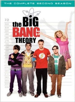 The Big Bang Theory: The Complete Second Season (DVD)