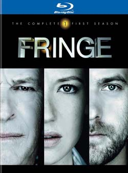 Fringe: The Complete First Season (Blu-ray Disc)