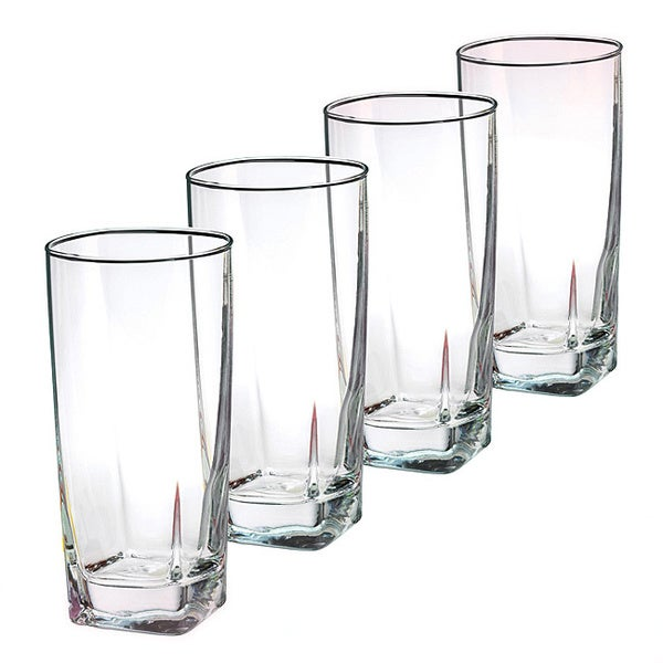 anchor hocking 39 alexis 39 16 oz glasses pack of 4 overstock shopping great deals on anchor. Black Bedroom Furniture Sets. Home Design Ideas