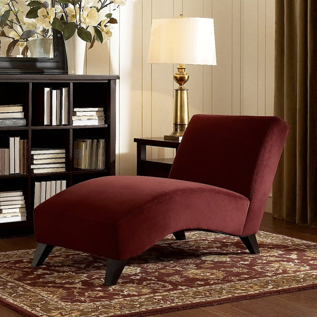 Bella Chaise Berry