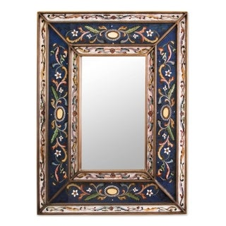'Cajamarca Frost' Mirror (Peru)