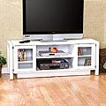 White TV Stand/ Media Console