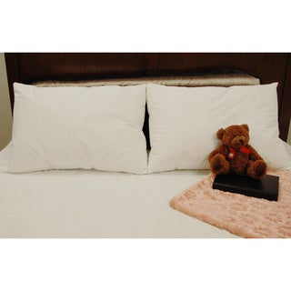 Splendorest Angel Soft Down Alternative Side Sleeper King-size Pillows (Set of 2)