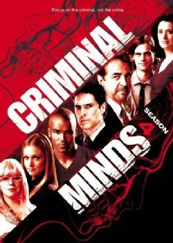 Criminal Minds: The Fourth Season (DVD)