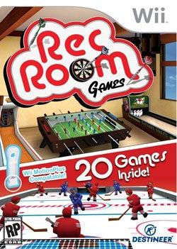 Wii - Rec Room