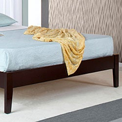Tapered Leg Queen-size Platform Bed