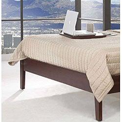 Tapered Leg California King-size Platform Bed