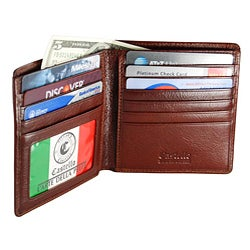 Torino Men's Hipster Wallet