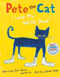 I Love My White Shoes (Hardcover)