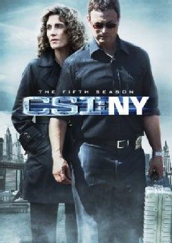 CSI: NY: The Complete Fifth Season (DVD)