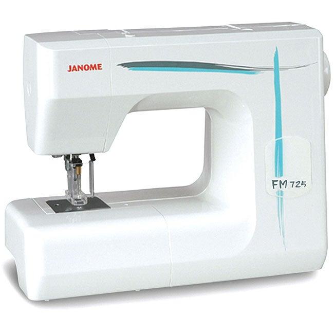 Janome FM725 Felting Embellishment Machine (NEW)