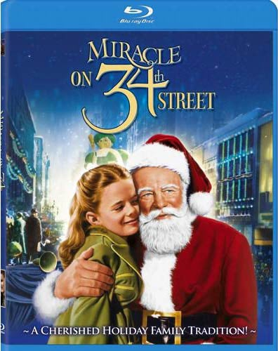 Miracle On 34th Street 65th Anniversary Edition (Blu-ray Disc)