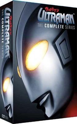Ultraman: The Complete Series (DVD)