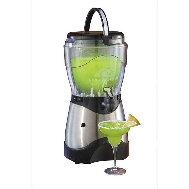 Nostalgia Electrics HSB-590 Stainless Steel 'Margarator' Drink Machine