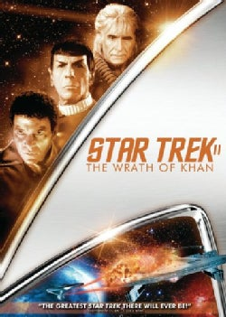 Star Trek II: The Wrath Of Khan (DVD)
