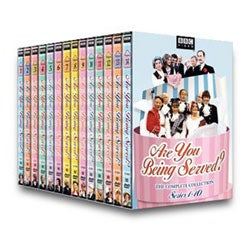 Are You Being Served? The Complete Collection (DVD)