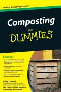 Composting for Dummies (Paperback)