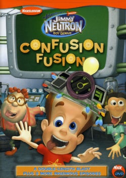Jimmy Neutron: Confusion Fusion (DVD)