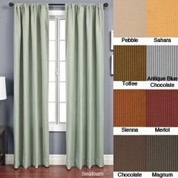 Madrid Rod Pocket Curtain 108-inch Panel