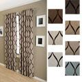 Sahara Rod Pocket 84-inch Curtain Panel