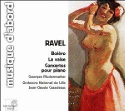 Georges Pludermacher - Ravel:Bolero/La Valse/Ctos. Pour Pian