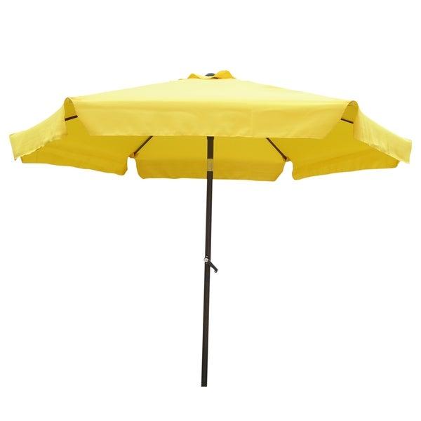 International Caravan Steel Rib 8 Foot Patio Umbrella