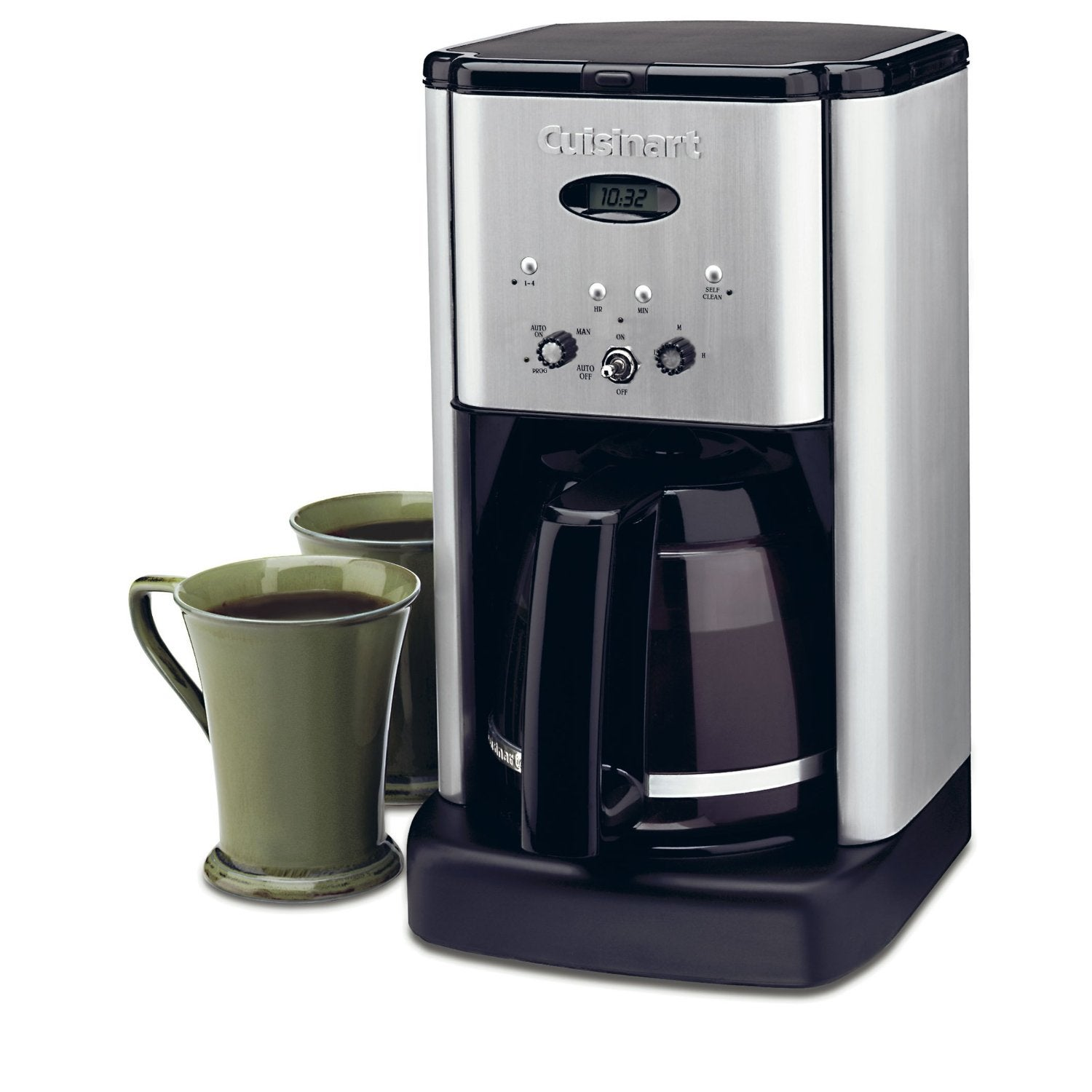 Cuisinart DCC-1200 12-cup Brew Central Programmable Coffeemaker