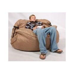 FufSack Camel Sofa Sleeper Lounge Chair