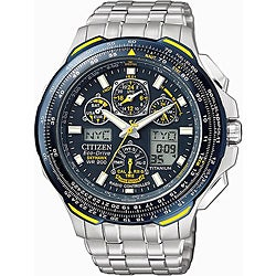 Citizen Men's Skyhawk Eco-Drive Chronograph Watch