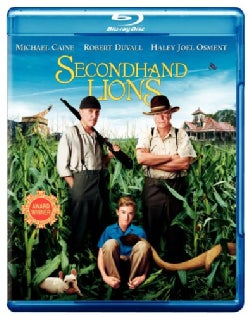 Secondhand Lions (Blu-ray Disc)