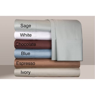 Egyptian Cotton Extra Deep Pocket 500 Thread Count Sheet Set