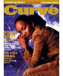 Curve Magazine, 8 issues for 1 year(s)